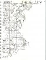 Map Image 021, Crow Wing County 1972